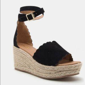 Quipid wedge sandal